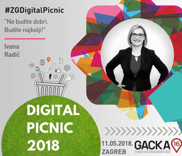 UPOZNAJTE NAŠE PANELISTE - Ivana Radić