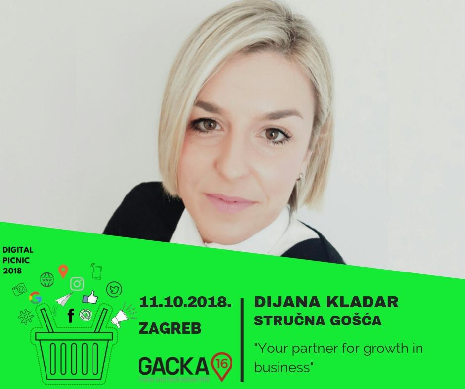 Dijana Kladar - Panelistica