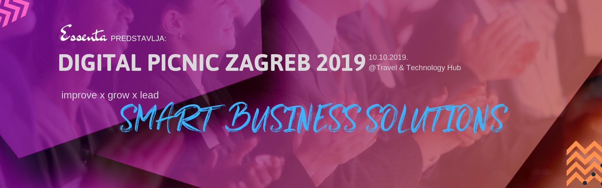 DIGITAL PICNIC ZAGREB 2019